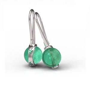 orecchino-fluorite